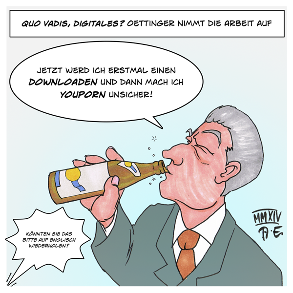 Digitales Oettinger
