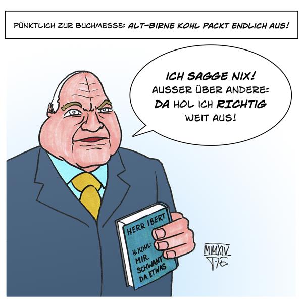 Buch-Schwan-Kohl