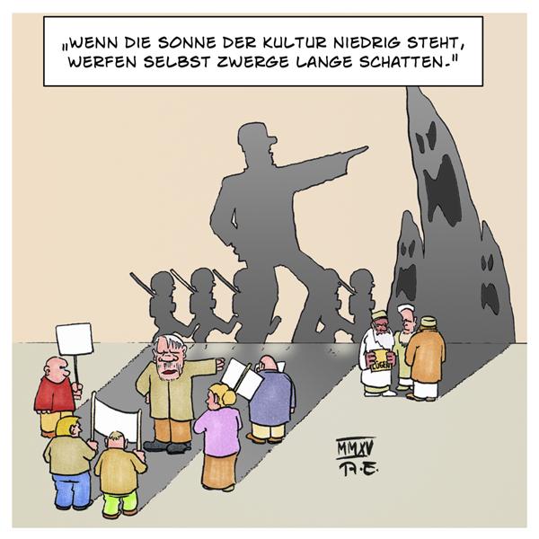 #kdw 04/2015: Karl Kraus Wenn die Sonne der Kultur