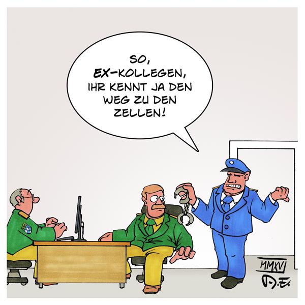 V-Leute LKA BKA Polizei Verfassungsschutz