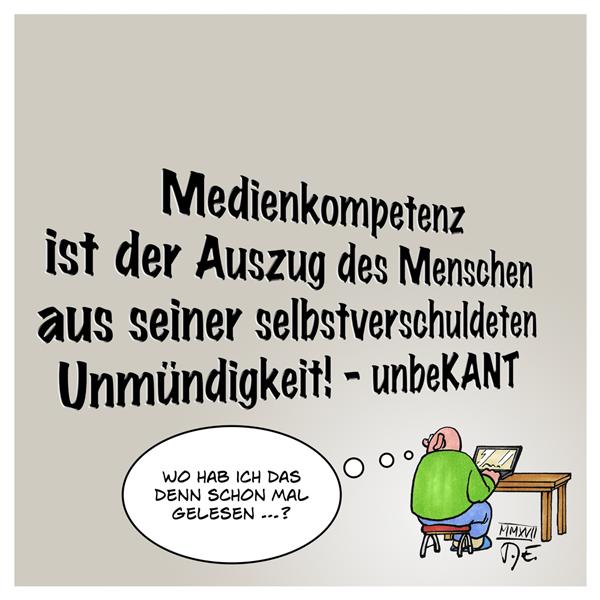 Medien Internet Fakenews Medienzkompetenz Kant Leser Nutzer