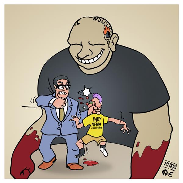 Innenminister De Maizière BMI Linksunten Indymedia NSU Verfassungsschutz Terror rechter Terror linker Terror Kriminalität Gewalt G20 #BTW17