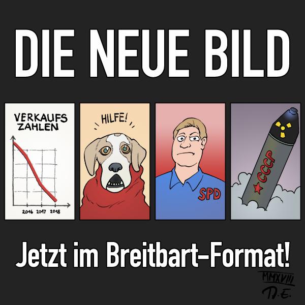 BILD Springer Breitbart Lügenpresse Fake News Falschmeldung Lima SPD Abstimmung Kevin Kühnert Juri Putin Hacker Atomkrieg