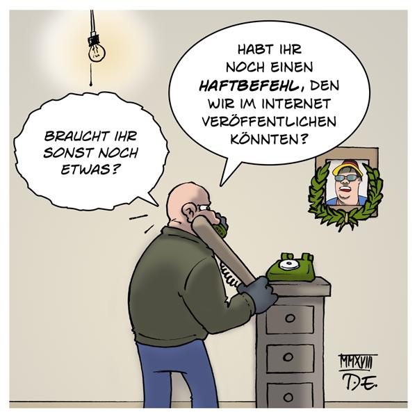 Chemnitz Pogrom Demo Demonstration Nazis Pegida AfD Haftbefehl Veröffentlichung Internet c2608 c2708