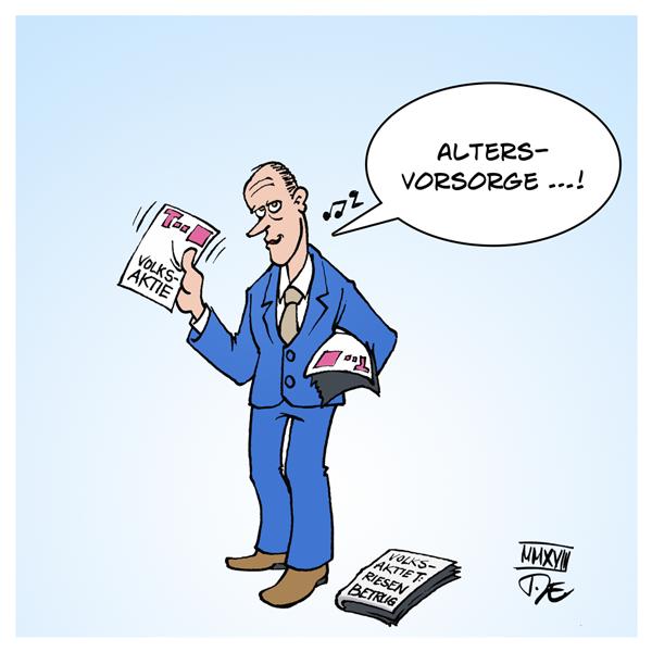 Friedrich Merz Altersvorsorge Rente Aktien Börse Wirtschaft Volksaktie T Deutsche Telekom Betrug Aktienhandel Wirtschaft Politik Einflussnahme Korruption