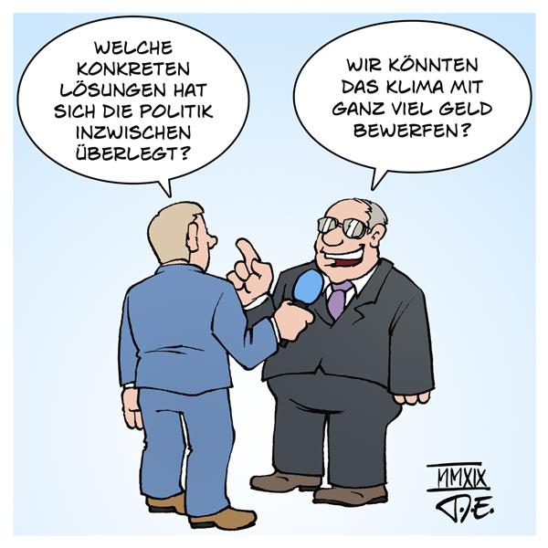 Klimawandel Klimaschutz Umweltschutz FridaysForFuture Politik CDU CSU SPD FDP Wirtschaft Planet Erde Artensterben Geld