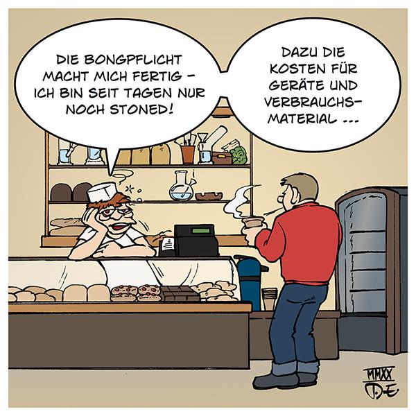 Bonpflicht Bongpflicht Deutschland Kassenzettel Kleinstbeträge Steuer Steuerhinterziehung Einzelhandel Mittelstand Einkaufen Bäcker Quittung