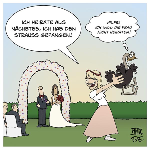Brautstrauß Hochzeitsstrauß Strauß Hochzeit Braut Brautjungfer Bräutigam Tiere Menschen Partnerschaft Liebe Heiraten