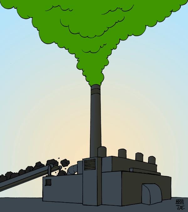 Greenwashing Kohle Kohlekraft Energie Energiewende CO2 Zertifikate Carbon Trade Emissionshandel Ökobilanz Emissionen Stromproduktion Stadtwerke Energieversorgung Energiekonzept
