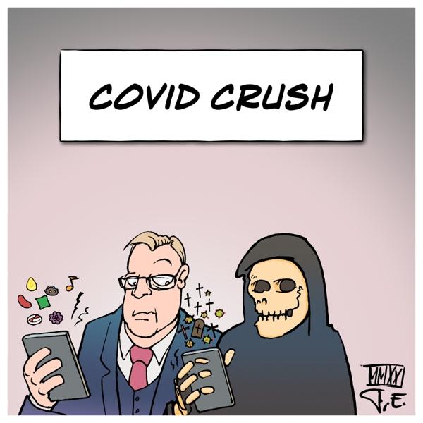 Corona Covid19 Deutschland Thüringen Bodo Ramelow Candy Crush Corona App Todeszahlen Infektionen Ministerpräsidentenkonferenz MPK Pandemie Politik Maßnahmen