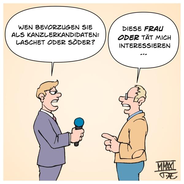 Armin Laschet CDU Markus Söder CSU Bundeskanzler Bundeskanzlerkandidat Union Nachfolger Angela Merkel Bundestagswahl 2021 Superwahljahr Deutschland Machtkampf Corona Politik Wahlkampf